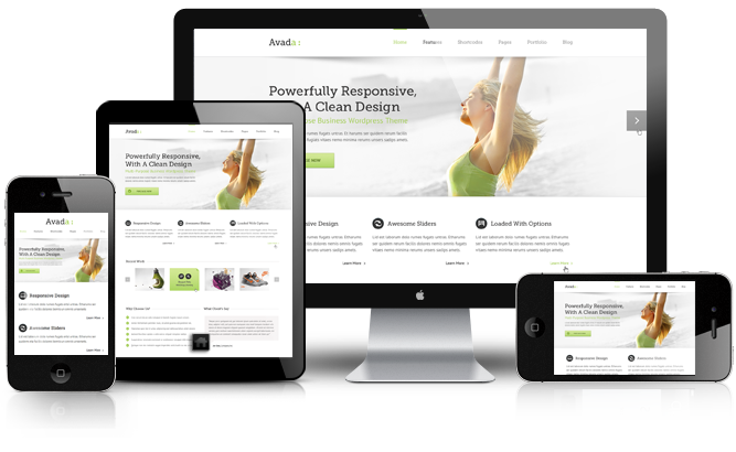desenvolvimento sites responsivos