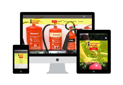 Projeto Extintores Parobé - DAS Freelancer Desenvolvedor Web